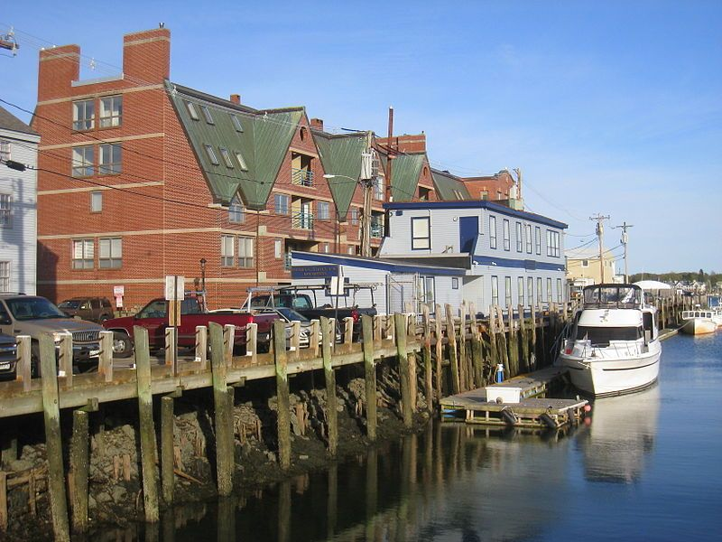 The Westin Portland Harborview - old port portland maine hotels